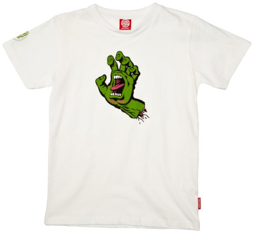 Santa Cruz Sing Hand Kids Logo Boy's T-Shirt