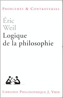 Image result for eric weil logique de laphilosophie