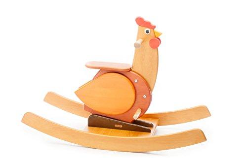 tede Schaukeltier Huhn Henriette - ein sehr robustes