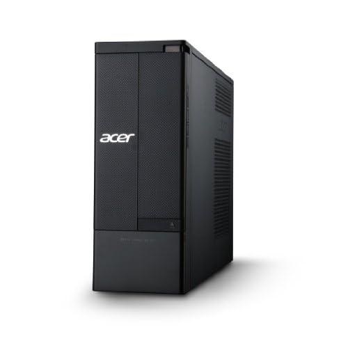 acer AX1930シリーズ デスクトップPC (Core i3-2120/4GB/500GB/S-Multi/Win7HP64bit) AX1930-F34D