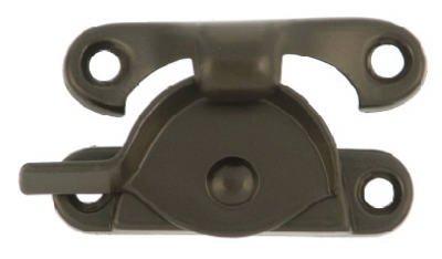 National Hardware V600 Sash Locks In Oil Rubbed Bronze front-755951