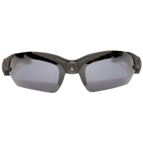 POV ACG50 1080p HD Action Camera Eyewear and Webcam (Black)