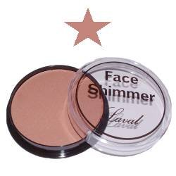 Laval Face Shimmer Tan