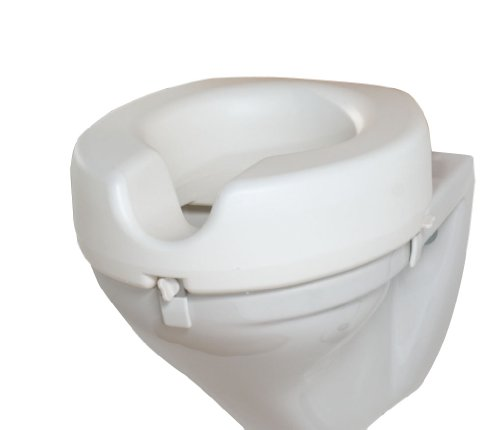 WC Sitzerhöhung Sitz Erhöhung Toilette Toiletten 12 cm