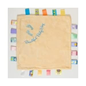 Taggies Little Love Note Blanket Thank