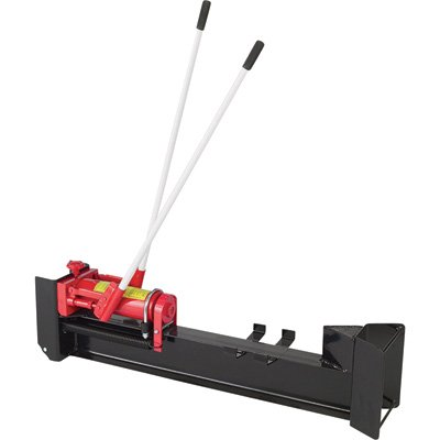 Buy Cheap Ironton Horizontal Manual Hydraulic Log Splitter - 10-Ton