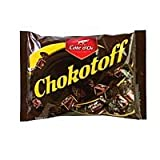 Chokotoff Belgian Chocolate Toffee 52 Ounce (3 Bags of 500 Grams Each)