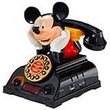 025578 Mickey Talking Alarm Cl