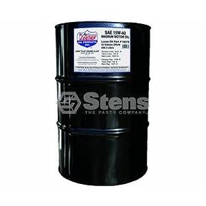 Lucas oil magnum motor oil sae 15w40 55 for 55 gallon drum motor oil
