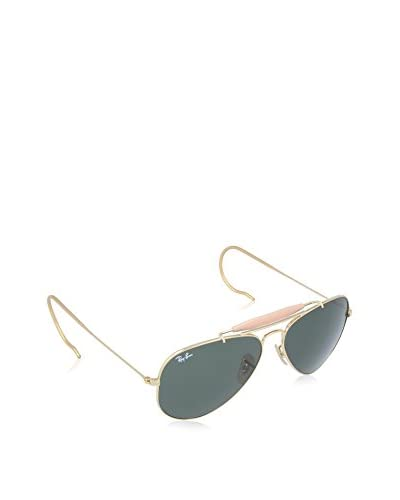 Ray-Ban Gafas de Sol 3030 _L0216 OUTDOORSMAN (58 mm) Dorado
