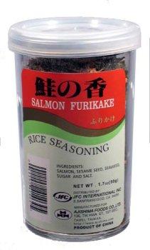 JFC - Salmon Furikake (rice seasoning) 1.7 Oz.