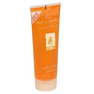 Healing Garden Mandarintheraphy Bath & Shower Gel, Energy - 7 fl oz