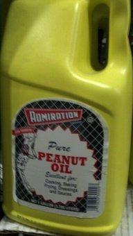Admiration: Peanut Oil 1 Gallon (Peanut Cooking Oil compare prices)