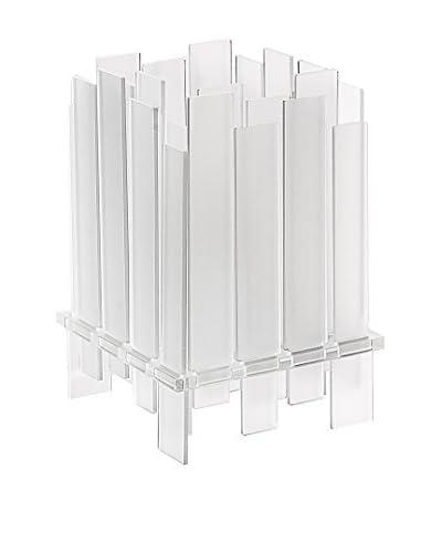Iplex Design Lámpara de Suelo Areha Blanco