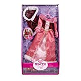 Disney Princess and Me Belle Holiday Gown and Cape