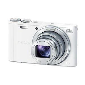 ソニー Cyber-shot DSC-WX300(W) ホワイト