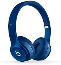 Beats by Dre Solo 2.0 On-Ear Headphones (Blue)