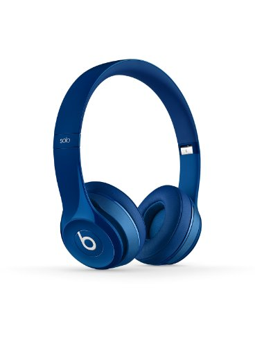 Beats Solo 2.0 On-Ear Headphones (Blue)