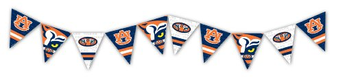 Eureka Auburn University Officially Licensed NCAA Pennant Banner at Amazon.com