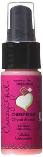 Classic Erotica Crazy Girl Cherry Bomb Watermelon Pump, 1 Ounce