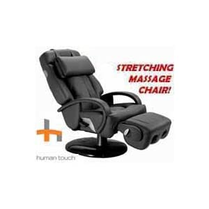 Sharper Image Ht 270 Stretching Human Touch Robotic