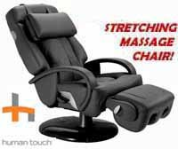 robotic massage chair recliner black leather cheap cheap price 2012