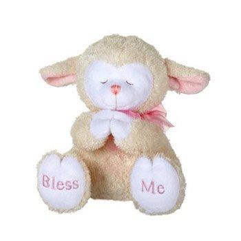 Stuffed Animal Lambs front-1058173