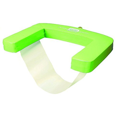 Trc recreation super soft aqua swing kool lime green home for Garden pool accessories