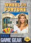 Wheel of Fortune - Sega Game Gear