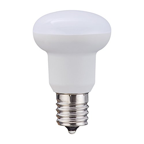 (Pack of 1) 3W LED BR14/R14 Bulb Non-Dimmable (25W Equivalent), Nature White(4000K) , 270 Lumen,small Screw Base, 120° Beam Angle (25 Watt 120v Type R compare prices)