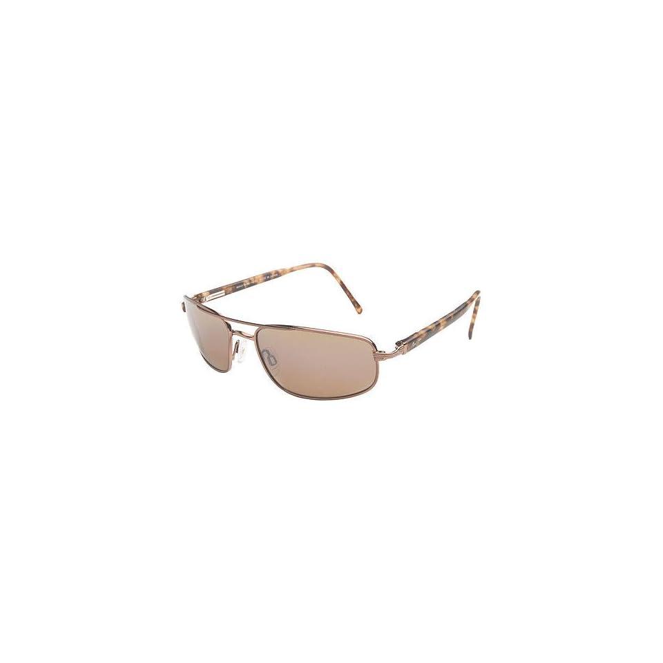 Maui Jim Kahuna Sunglasses   Polarized Met Copper/HCL, One Size