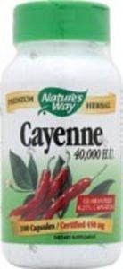 Cayenne - 450Mg Cap (100 )