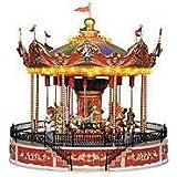 Elegant Equestrian Carousel