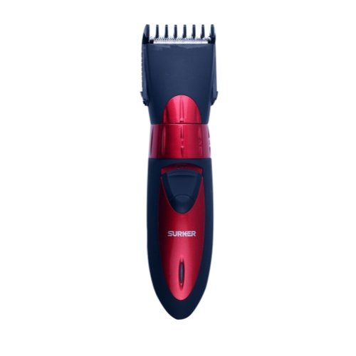 Surker Washable Electric Hair Clipper Trimmer Rechargeable Salon Cordless Home&Professional Use Hc-7068