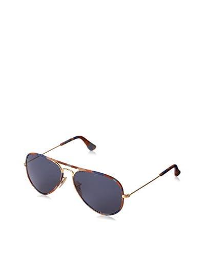 Ray-Ban Gafas de Sol Aviator full color 3025JM 001 /X 4 (55 mm) Multicolor / Dorado
