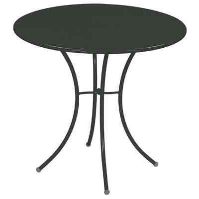 Emu 309062200 Pigalle Tisch ø80, pulverbeschichteter Stahl, antik eisen