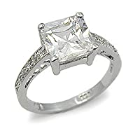 Replica of Sex and the City Charlotte CZ Ring