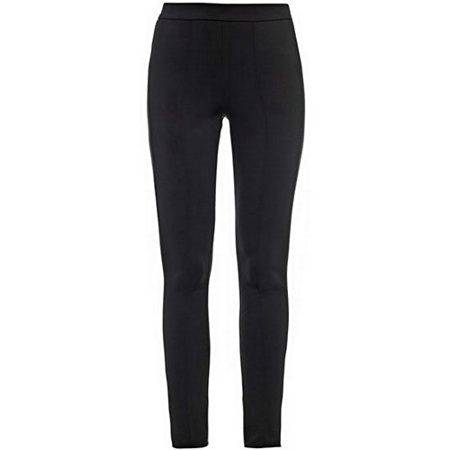 maxmara-womens-neoprene-wool-side-trim-legging-zante-pants-sz-4-black-140833mm