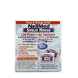 Neilmed Sisurinse 120 refill mixture sachets for netipot and bottleby NeilMed
