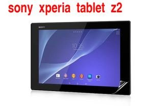 DOLPHIN47 (ドルフィン47) Sony Xperia Z2 Tablet  ソニー エクスペリア タブレット 3枚パック 液晶保護フィルム スクリーンプロテクター 保護シート docomo SO-05F/au SOT21/SGP521 タブレット高光沢 指紋防止 気泡レス 反射防止タイプ