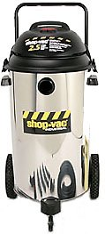 Buy Shop Vac Two-Stage 2.5 HP Peak; 20 gallon stainless steel tank (Shop Vac Power Tools,Power & Hand Tools, Power Tools, Vacuums & Dust Collectors, Wet-Dry Vacuums)