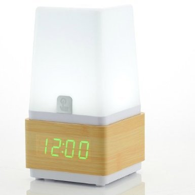 onwin-light-wood-grain-led-alarm-clock-with-sound-control-touch-control-key-led-night-lamp