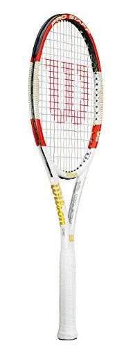 Wilson Erwachsene Tennisschläger PS 95 Tennis Racket NO CVR