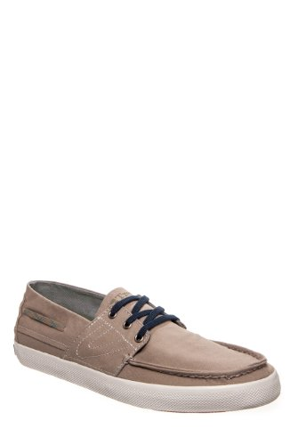 Tretorn Men's Otto Canvas Boat Shoe