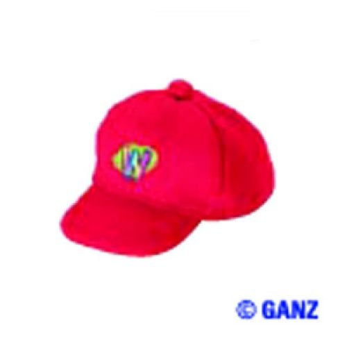Webkinz Clothing - Red Webkinz Ball Cap - 1