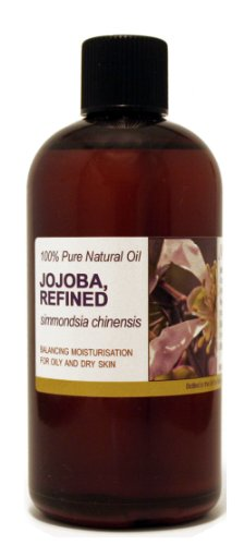 100ml Jojoba Refined Clear Oil - Cold Pressed