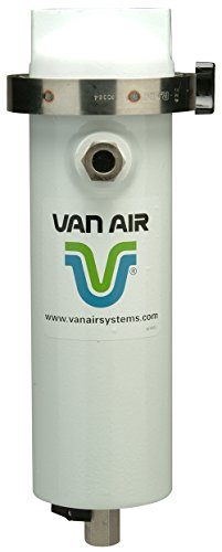 [해외]반 공기 시스템 80-1498 D2 압축 공기 건조기, 1 μm의 F200 시리즈를 포함-후 필터 1 18 드라이-O-라이트 흡습, 아니 전원 Requiremen의 파운드 버킷/Van Air Systems 80-149