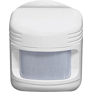 Heath Zenith Wireless Motion Sensor, Model# RH-6030-WH5