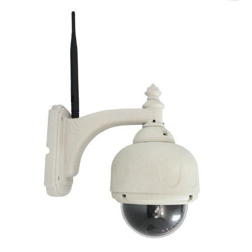 Waterproof Hd H.264 720P Ip Wifi Camera Outdoor Ir-Cut Email Alarm Easyn H3-V10R