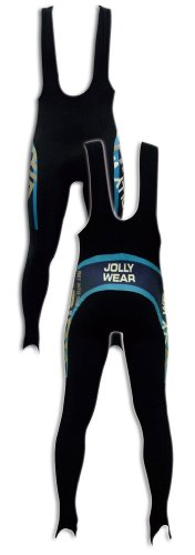 Buy Low Price JOLLYWEAR Cycling Thermal Bib Tights (MARC collection) (B002YXICSS)